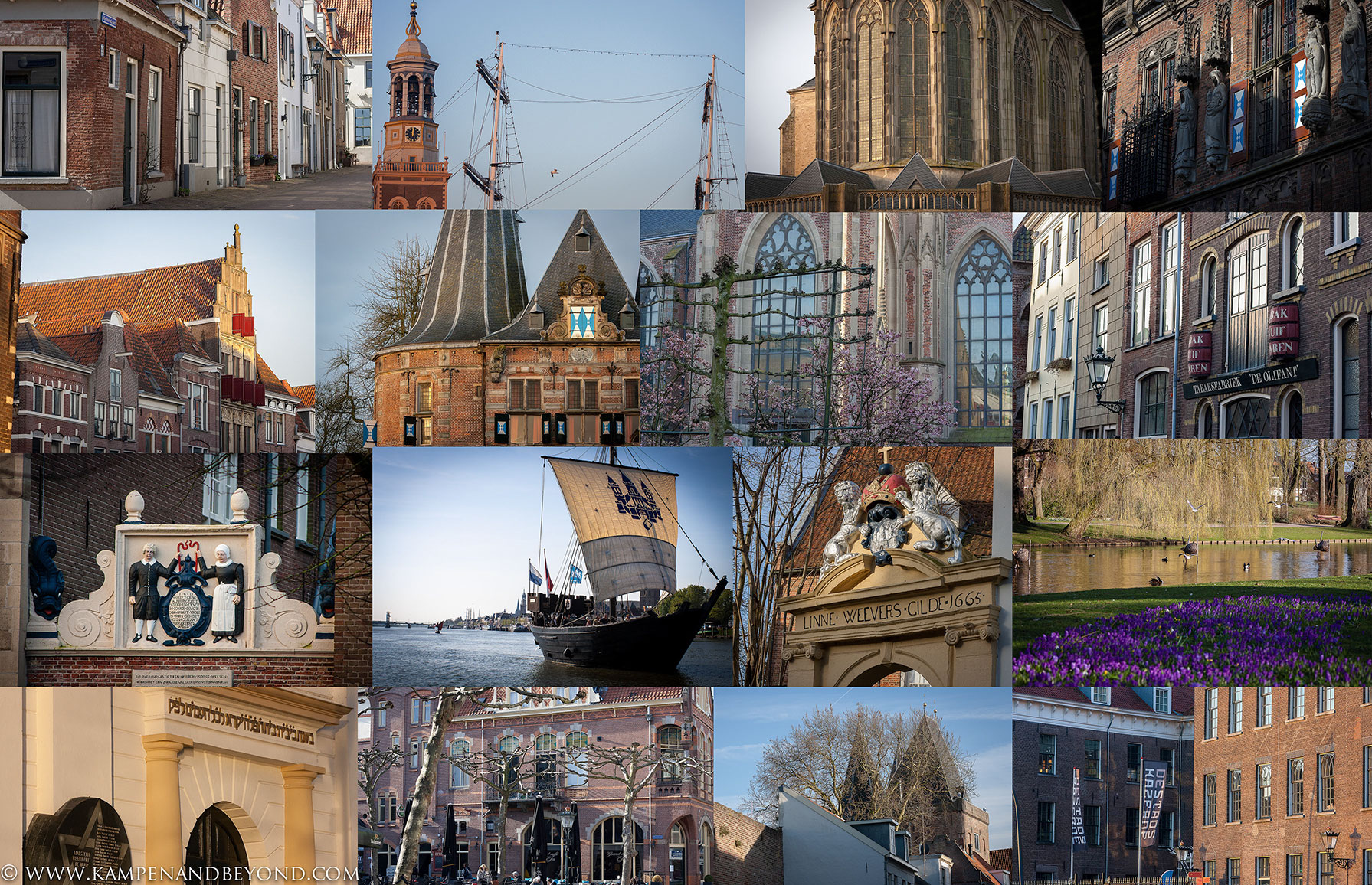 Collage Kampen