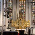 Interieur Buitenkerk Kampen